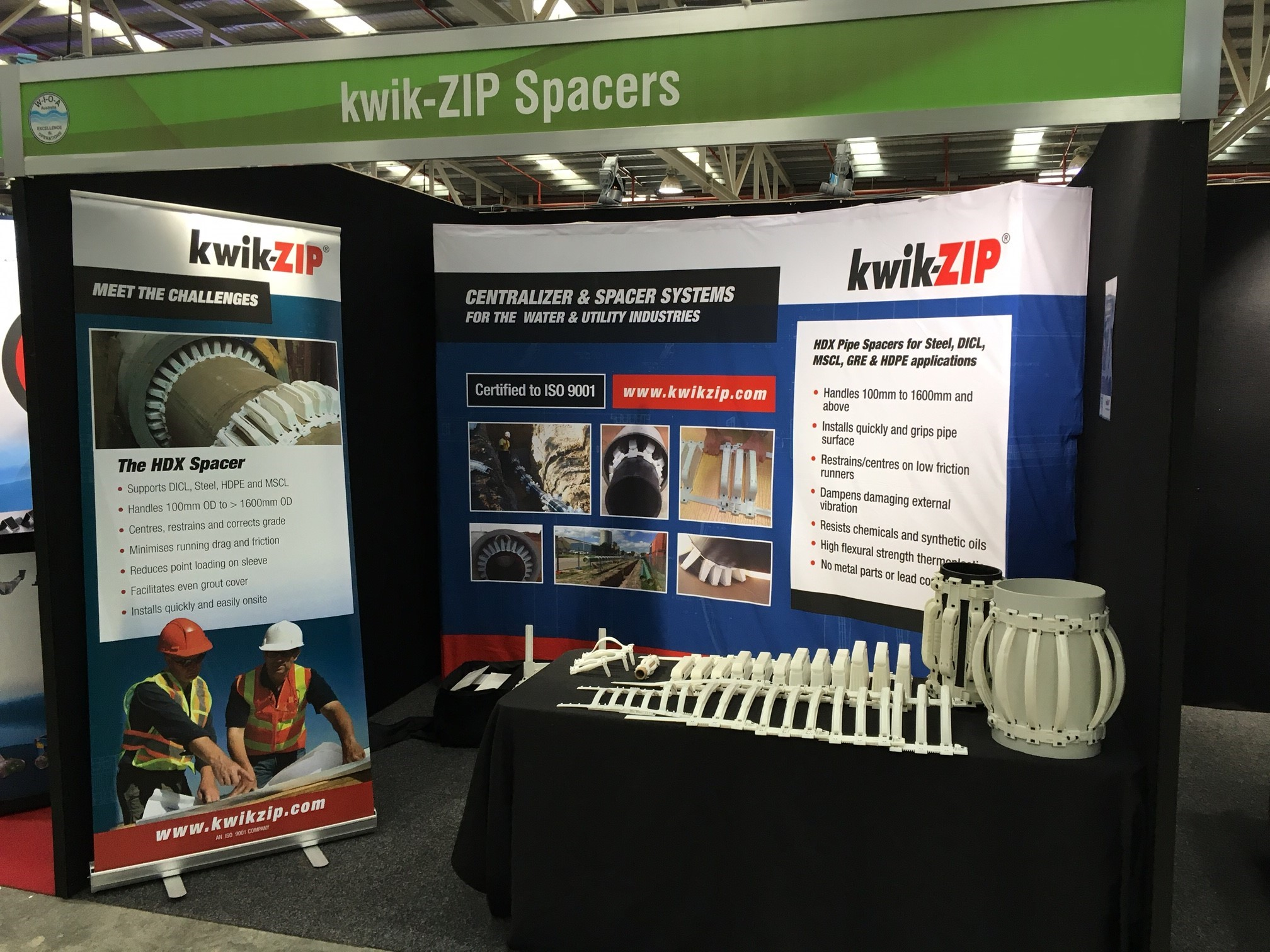 Kwik-ZIP to exhibit at WIOA