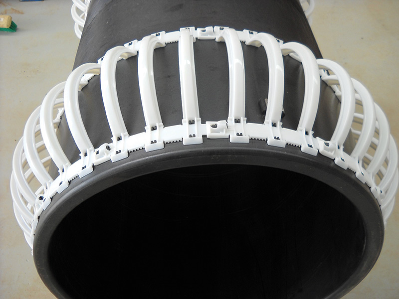 Kwik Zip Bow Spring Casing Spacer And Centralizer Systems