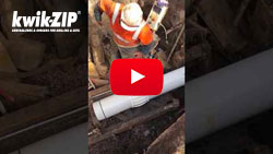 HD 30 in open bore on PVC for Gravity Sewer in Victoria L&D Microtunnelling Movie 1