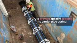 Upgrading water mains made easy